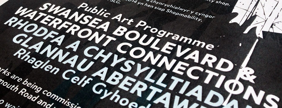 <b><i>NEWS:</i> </b> <i> Find Out More About The Swansea Boulevard & Waterfront Connections Public Artworks</i>