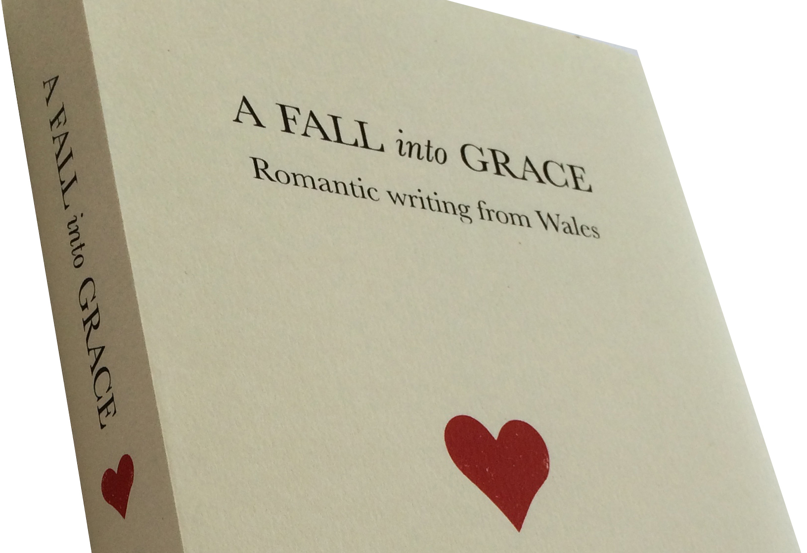 A Fall into Grace: Book of Romantic Love Stories from Wales Launched