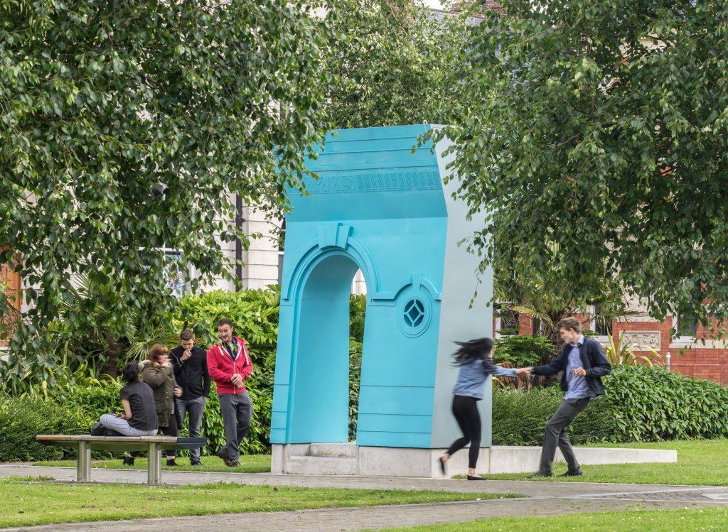 Swansea Boulevard & Waterfront Connections Public Art Programme