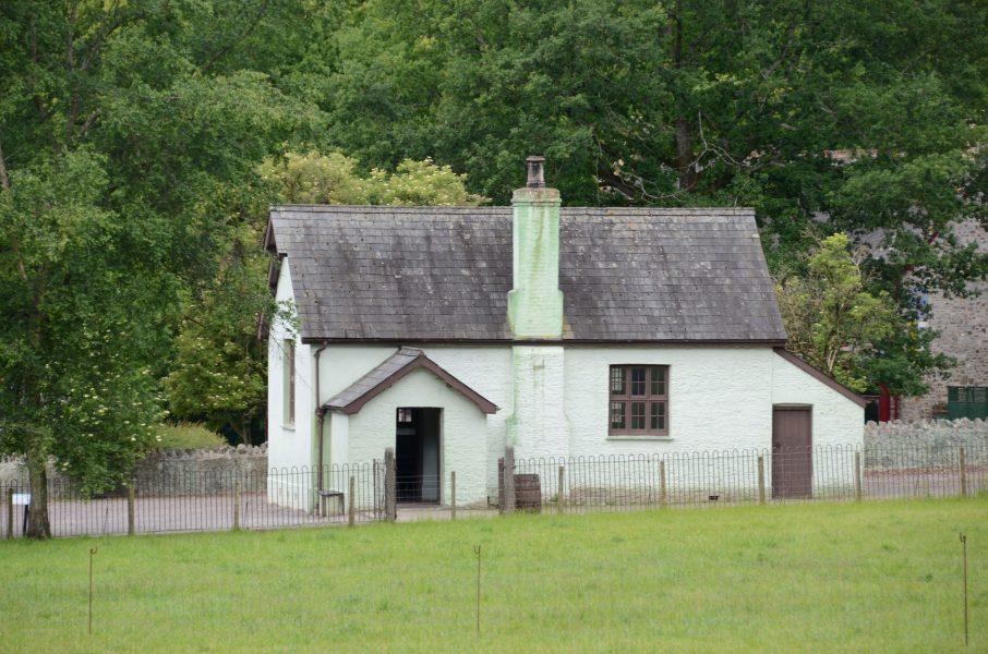 Ysgol Maestir, Sain Ffagan Amgueddfa Werin Cymru
